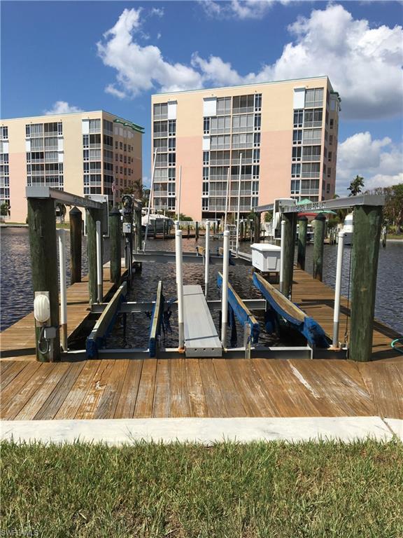 Photo of   Boat Slip in Fort Myers Beach, FL 33931 MLS 217058518