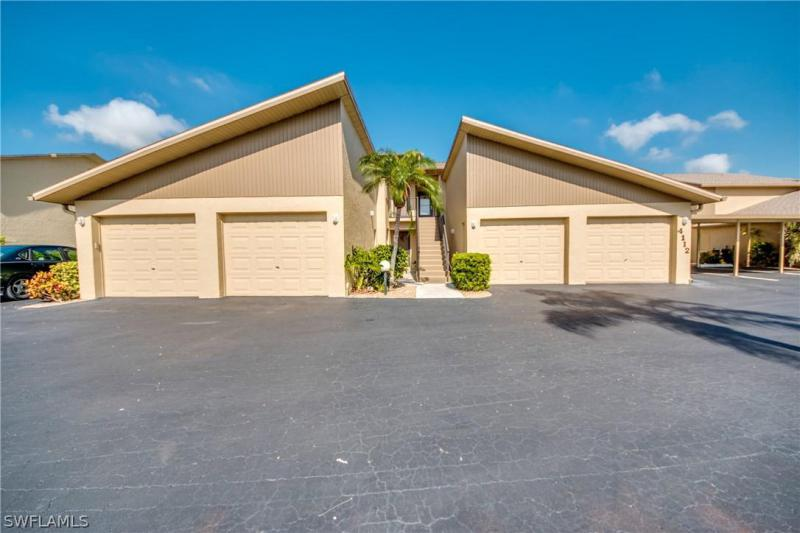 Image of 4112 19th PL  #204 Cape Coral FL 33904 located in the community of RIVER VIEW VILLAS