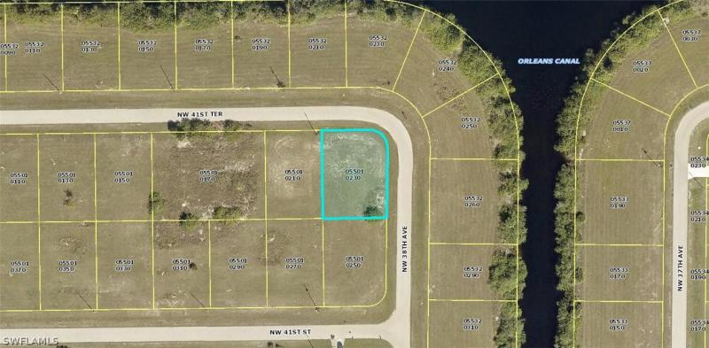 3800 Nw 41st Terrace, Cape Coral, Fl 33993