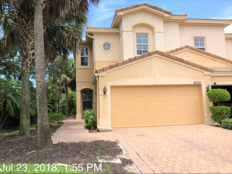 Image of 4050 Cherrybrook LOOP  # Fort Myers FL 33966 located in the community of TOWNHOMES OF SAN SIMEON