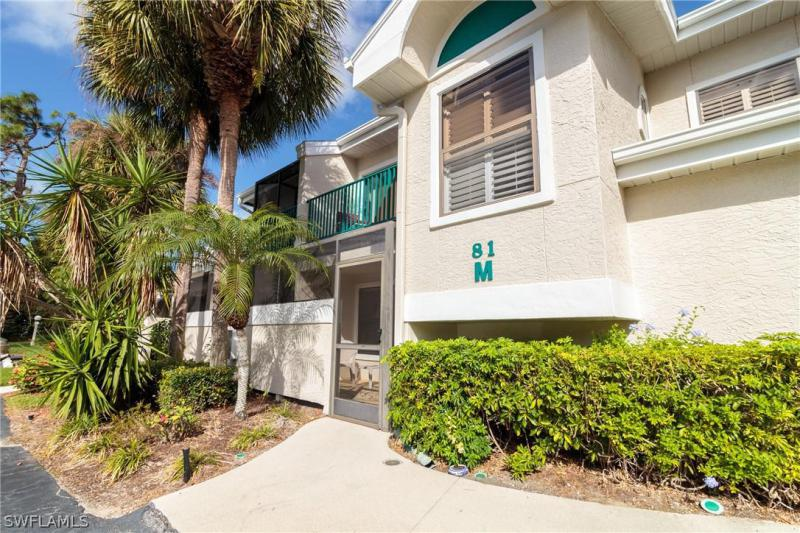 Image of 81 Emerald Woods DR  #M5 Naples FL 34108 located in the community of PINE RIDGE