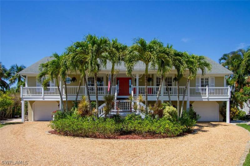 Sand Castle, Sanibel in Lee County, FL 33957 Home for Sale