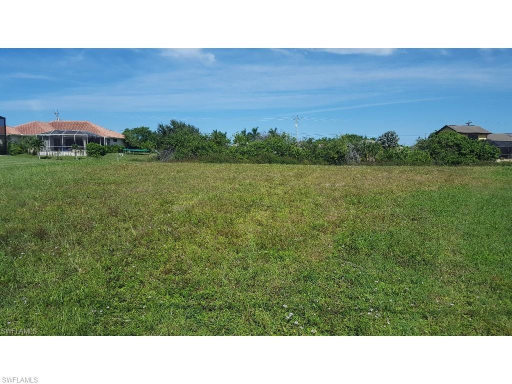 2501 Sw 28th Terrace, Cape Coral, Fl 33914