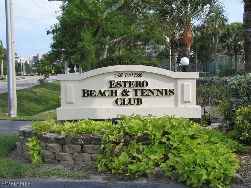 Photo of Estero Beach And Tennis Club   in Fort Myers Beach, FL 33931 MLS 218010986