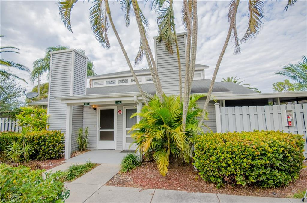 Image of 6244 Timberwood CIR  #105 Fort Myers FL 33908 located in the community of TIMBERWOOD VILLAGE