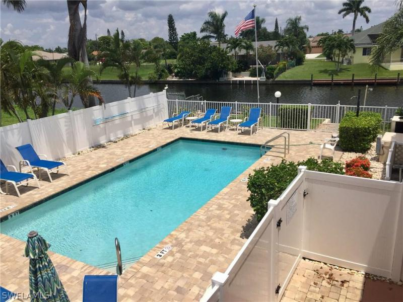 Image of 159 47th TER  #103 Cape Coral FL 33914 located in the community of LAKE LOUISE CONDO