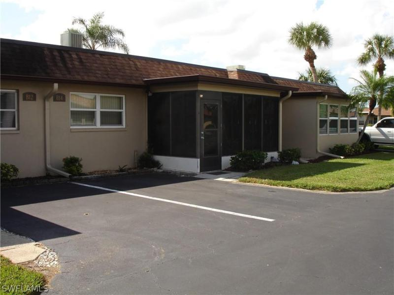 Image of 1500 Popham DR  #B14 Fort Myers FL 33919 located in the community of NEW APPROACH