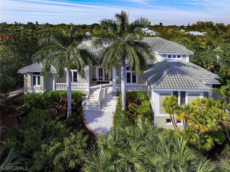 Kinzie Island, Sanibel, Florida