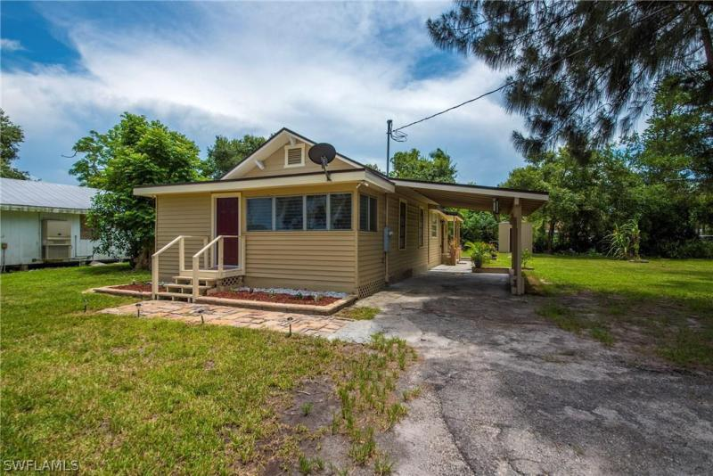 Image of 3704 Ballard RD  # Fort Myers FL 33916 located in the community of WONDERLING PARK