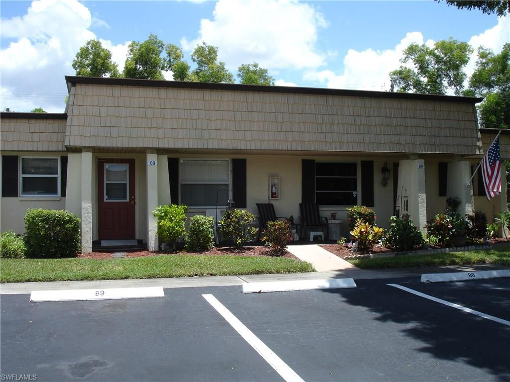 Image of 89 Pioneer CT  # Fort Myers FL 33919 located in the community of CYPRESS LAKE GARDENS CONDO