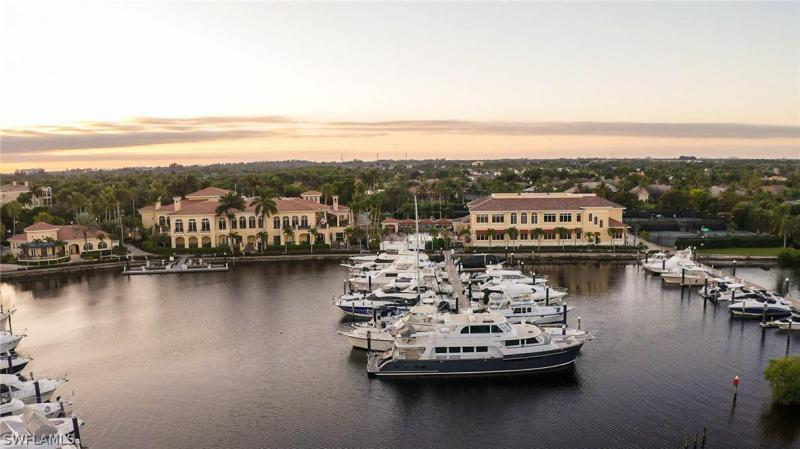 H-18 38 FT. BOAT DOCK AT GULF, Fort Myers, FL, 33908