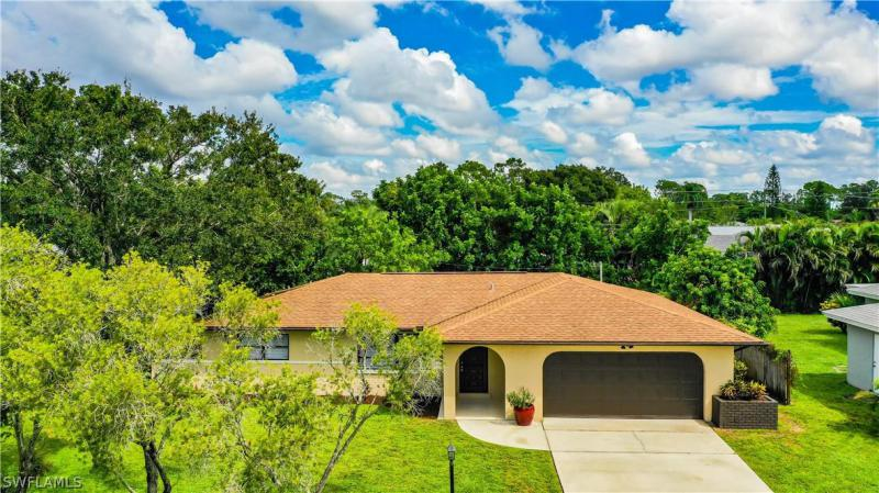 Image of 2439 Ephraim AVE  # Fort Myers FL 33907 located in the community of FT MYERS VILLAS