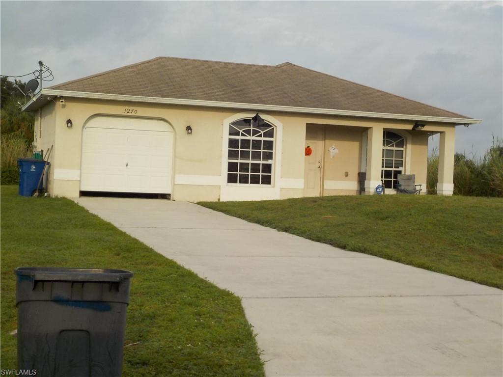 Image of 1270 Brookpark AVE  # Fort Myers FL 33913 located in the community of LEHIGH ACRES