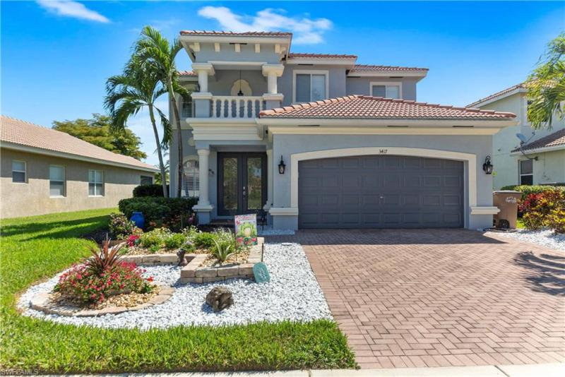 3417  Dandolo,  Cape Coral, FL