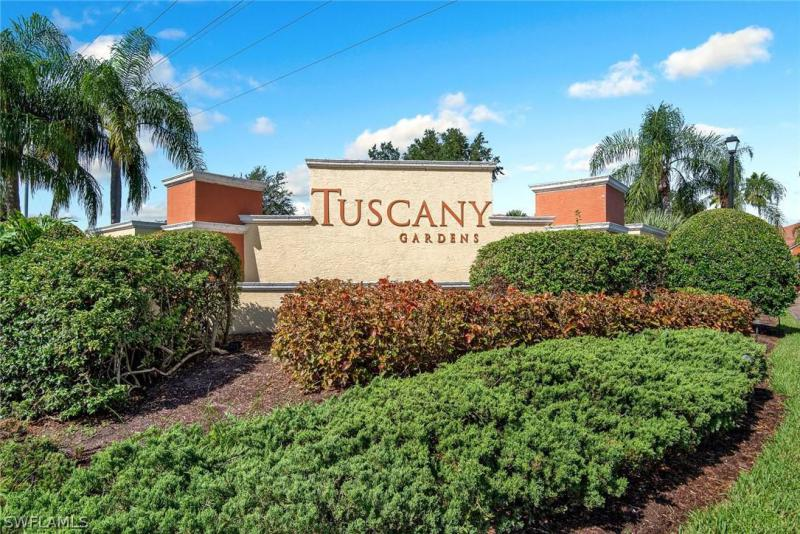 Image of     # Fort Myers FL 33966 located in the community of TUSCANY GARDENS