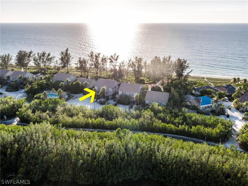 Beach Cottages, Captiva in Lee County, FL 33924 Home for Sale