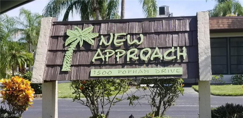 Image of 1500 Popham DR  #B17 Fort Myers FL 33919 located in the community of NEW APPROACH