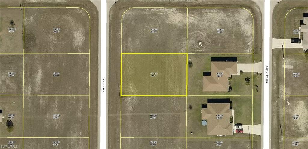 1729 Nw 11th Place, Cape Coral, Fl 33993