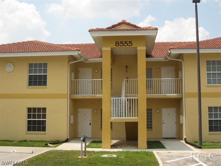 Image of 8555 Bernwood Cove LOOP  #107 Fort Myers FL 33966 located in the community of THE COVE AT SIX MILE