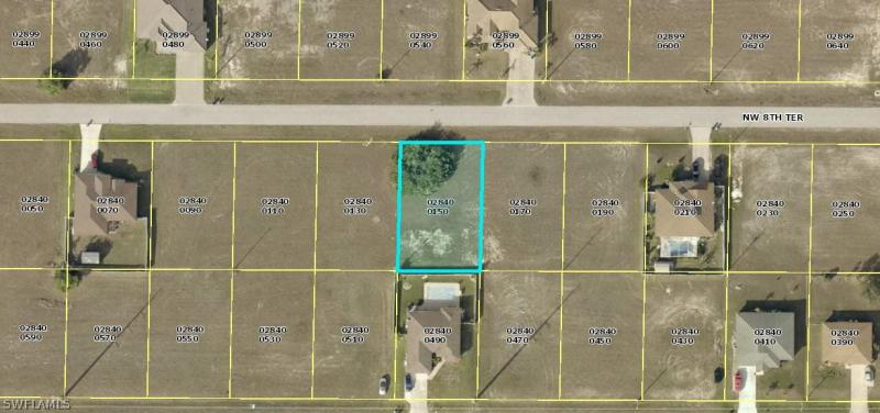 Cape Coral Homes for Sale -  City View,   8th