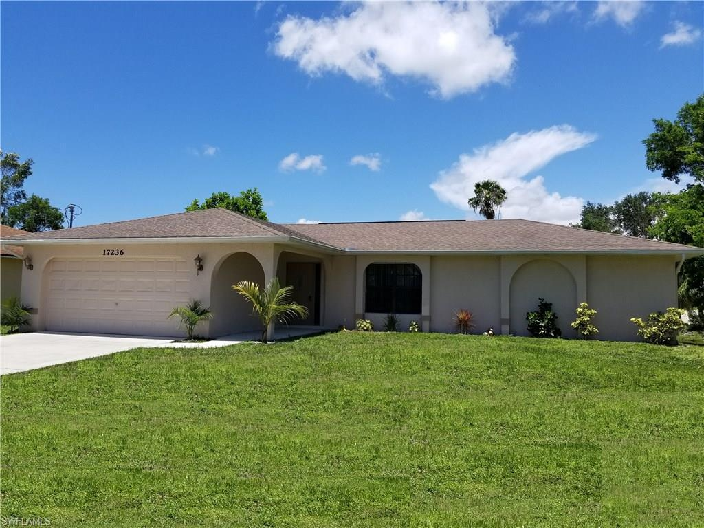 17525  Oriole RD, Fort Myers, FL 33967-