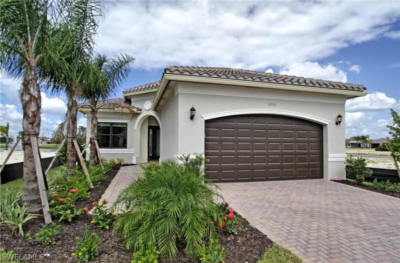 Image of 11581 Riverstone LN  # Fort Myers FL 33913 located in the community of MARINA BAY