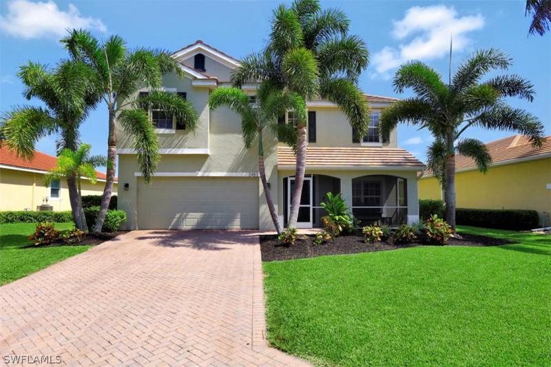Blackburn, Cape Coral, Florida