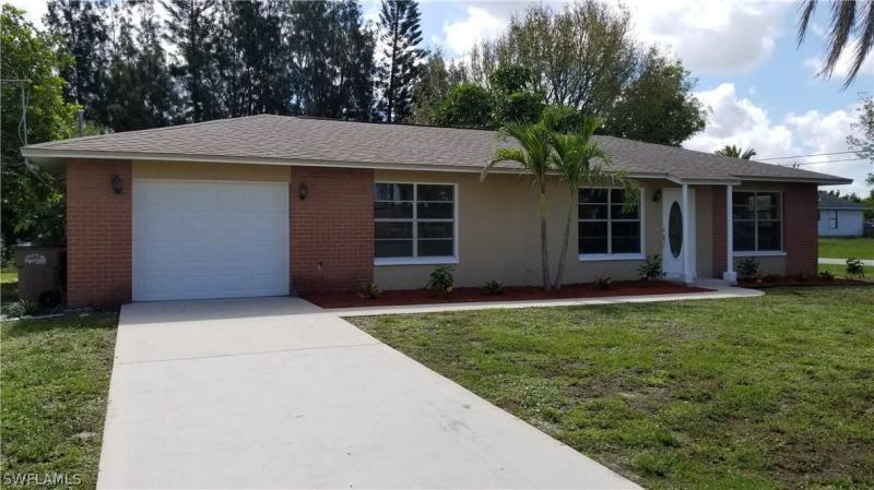Image of 1517 4th CT  # Cape Coral FL 33991 located in the community of CAPE CORAL