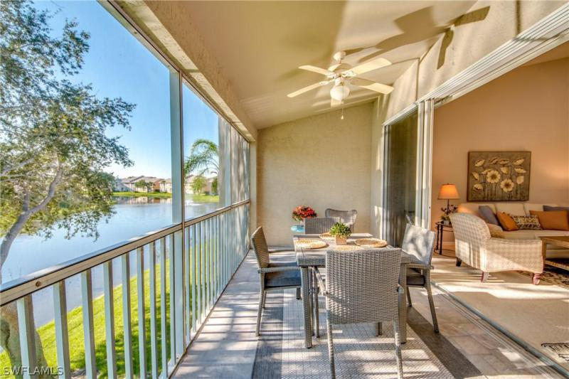 Image of 9321 Alamander CT  #206 Fort Myers FL 33919 located in the community of PARKER LAKES