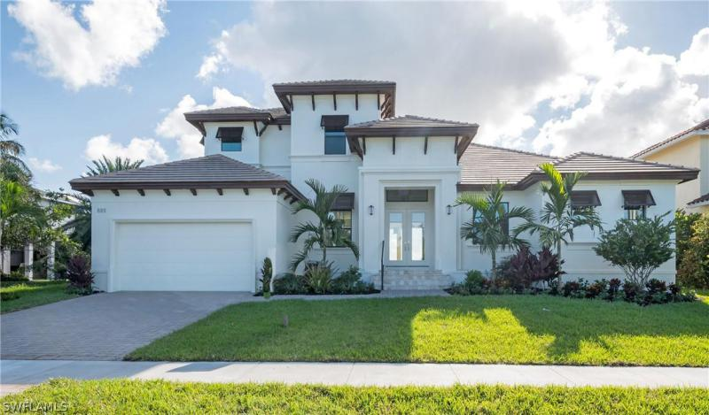 Photo of 689 Spinnaker Drive, Marco Island, FL 34145