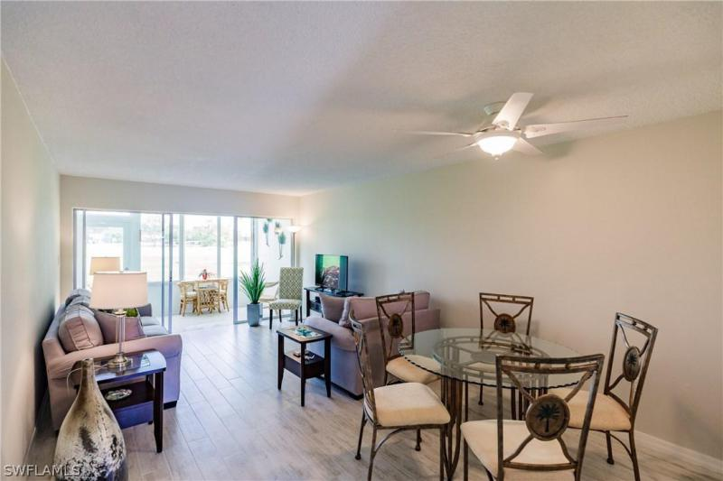 Image of 1624 Pine Valley DR  #109 Fort Myers FL 33907 located in the community of SEVEN LAKES