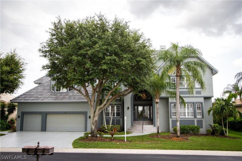 Image of 5760 Harborage DR  # Fort Myers FL 33908 located in the community of HARBORAGE