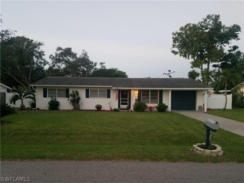 Image of     # Fort Myers FL 33919 located in the community of BOULEVARD MANOR