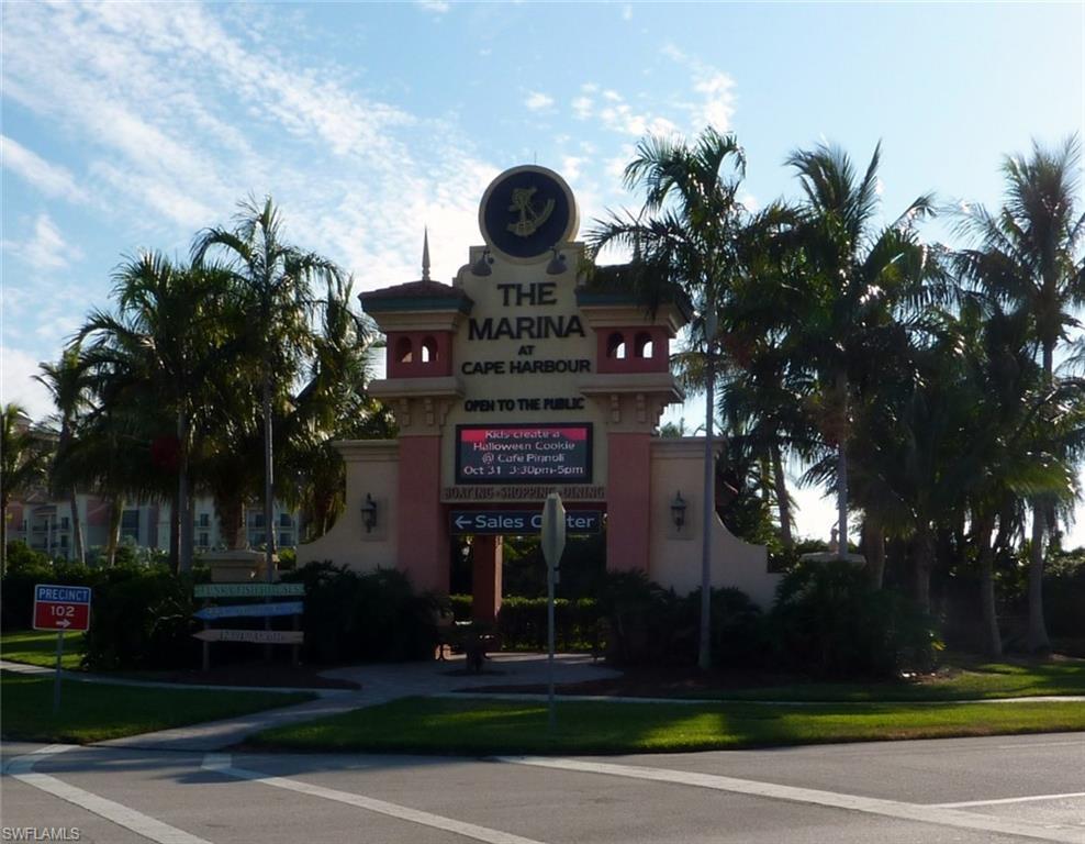 5793 Cape Harbour Drive #1314, Cape Coral, Fl 33914