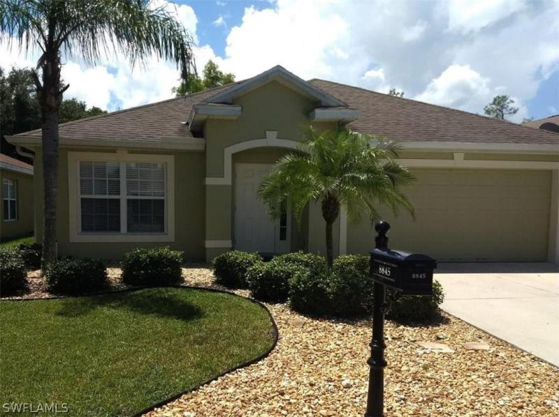 Image of 8845 Fawn Ridge DR  # Fort Myers FL 33912 located in the community of DANFORTH LAKES