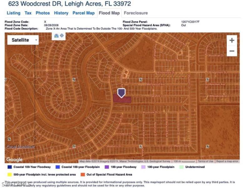 623 Woodcrest, Lehigh Acres, FL, 33972