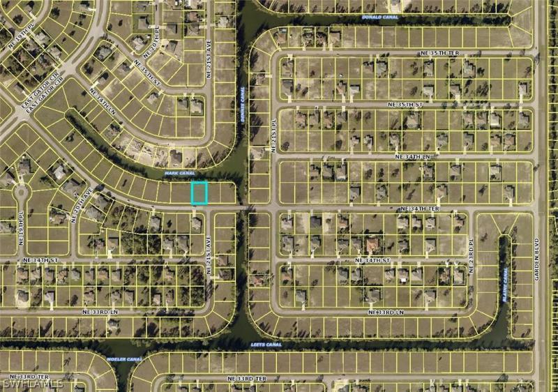 2031 Ne 34th Terrace, Cape Coral, Fl 33909