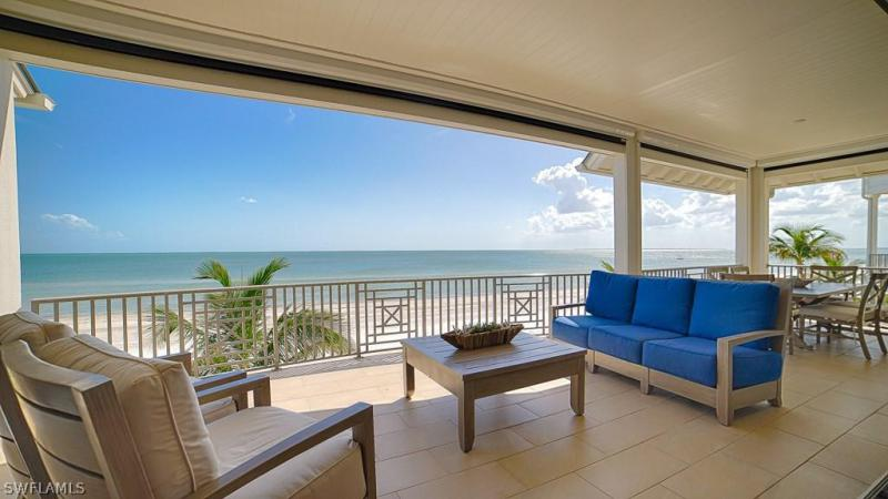 fort myers beach gulf front homes for sale