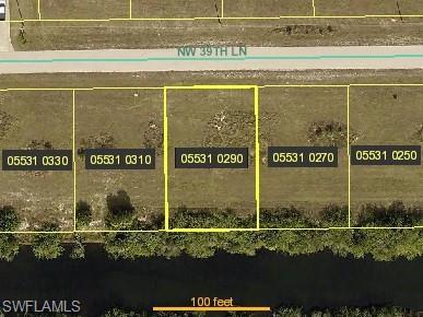 3908 Nw 39th Lane, Cape Coral, Fl 33993