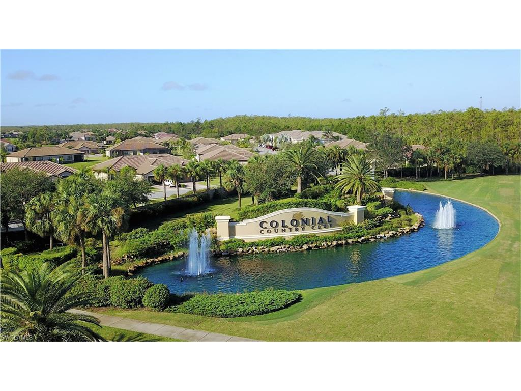 COLONIAL COUNTRY CLUB Fort Myers