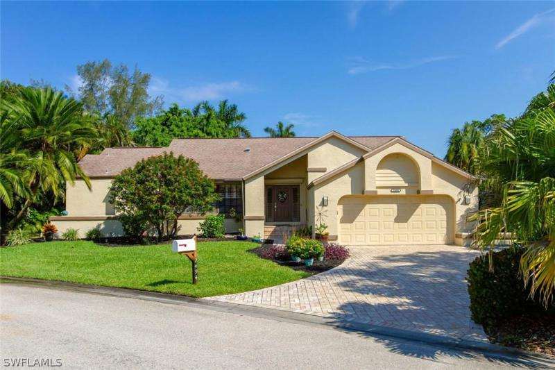 Image of 12494 Barrington CT  # Fort Myers FL 33908 located in the community of MCGREGOR WOODS