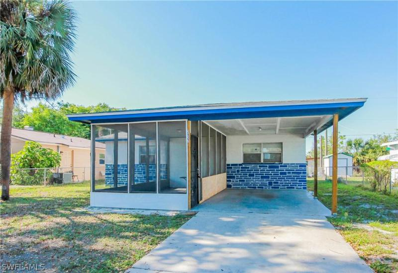 Image of 2927 Edison AVE  # Fort Myers FL 33916 located in the community of FRANKLIN PARK