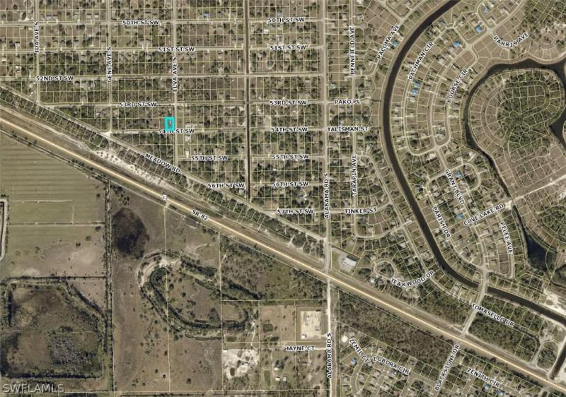 2700 SW 54th, Lehigh Acres, FL, 33976