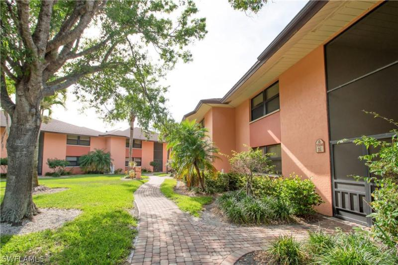 Image of 1534 Mainsail DR  #40-D Naples FL 34114 located in the community of MARCO SHORES