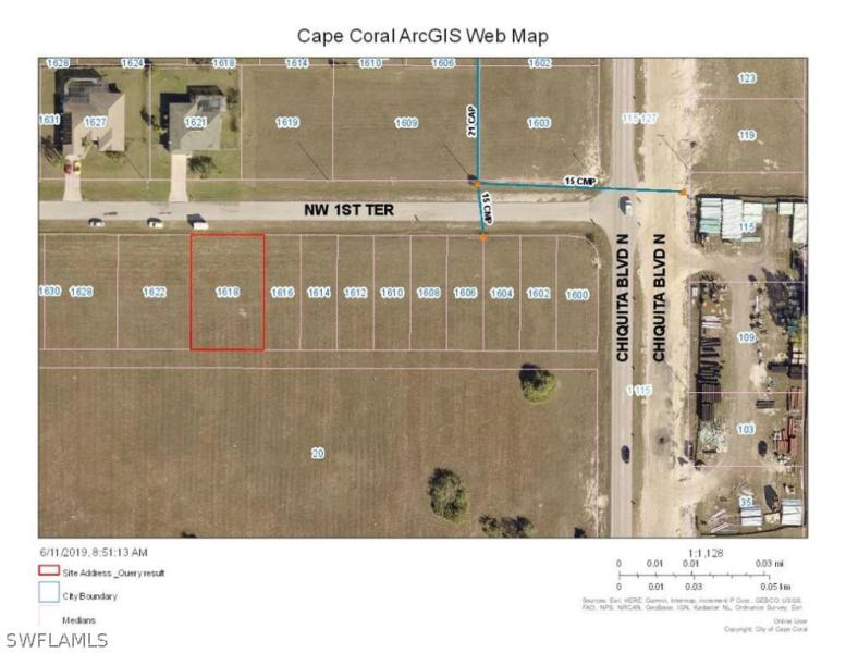 1618 Nw 1st Terrace, Cape Coral, Fl 33993