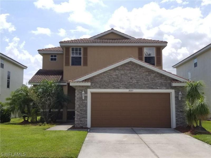 2742  BLUE CYPRESS LAKE CT, Cape Coral, FL 33909-
