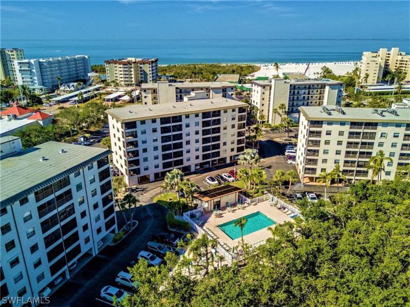 Image of 6893 Estero BLVD  #442 Fort Myers Beach FL 33931 located in the community of ESTERO COVE CONDO