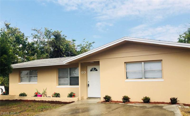 Image of 40 Roanoke DR  # Fort Myers FL 33905 located in the community of ARLINGTON