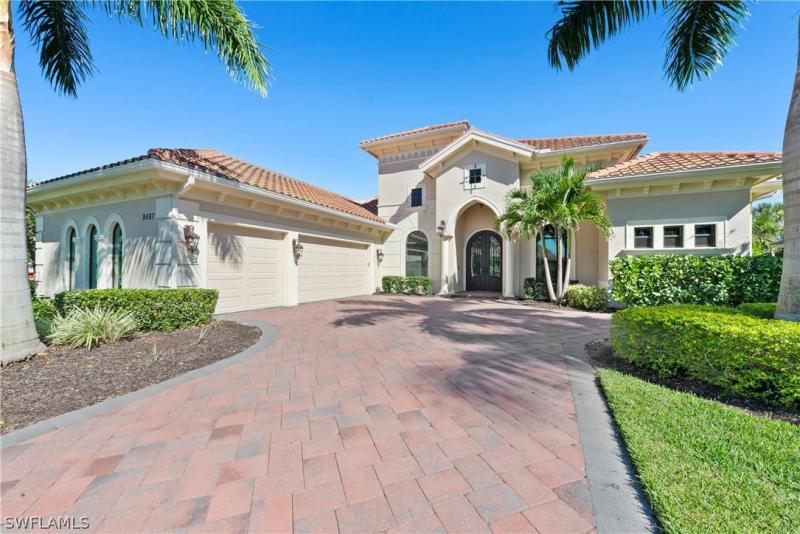 Image of 9567 Via Lago WAY  # Fort Myers FL 33912 located in the community of RENAISSANCE