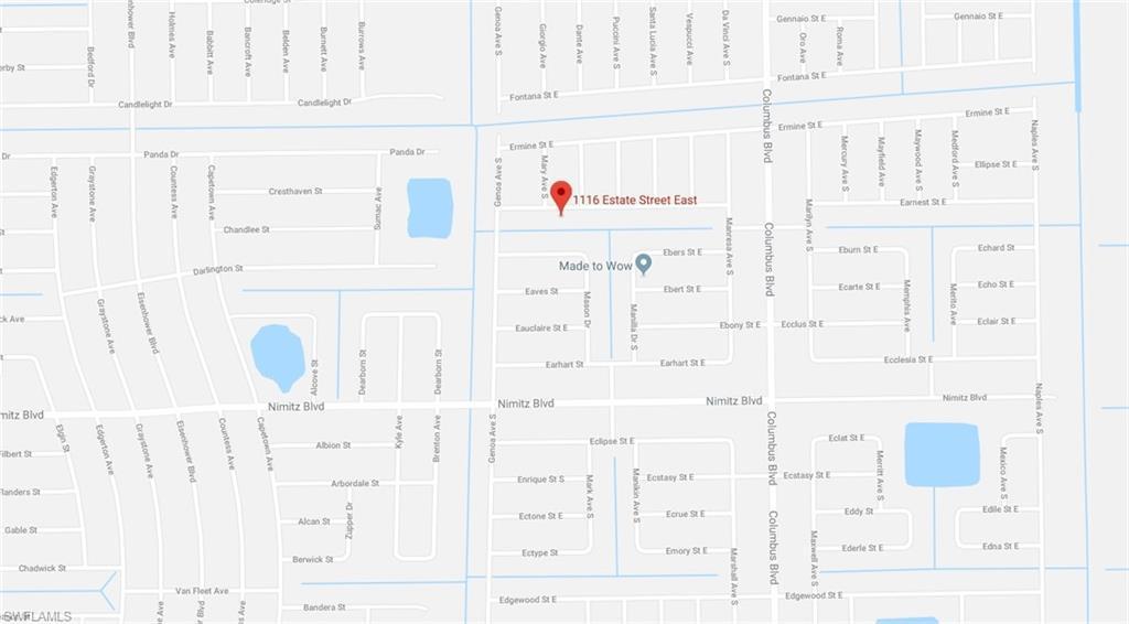 1116 E Estate, Lehigh Acres, FL, 33974